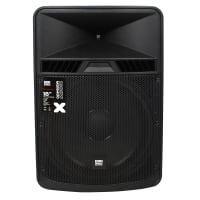 "DXNPRO 18"" Single Active Speaker – with integrated handles and wheels 1000W"