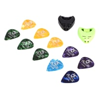 Spock Celluloid Guitar Picks