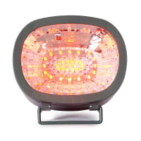 Multicolour LED Strobe Light