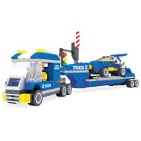 248-Piece Race Car and Truck Set