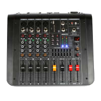 DxnPro 4-channel Powered Mixer