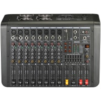 DxnPro 8-channel Powered Mixer