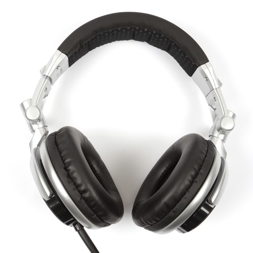 DXNPRO DJ Monitor Headphones – with extra length cable