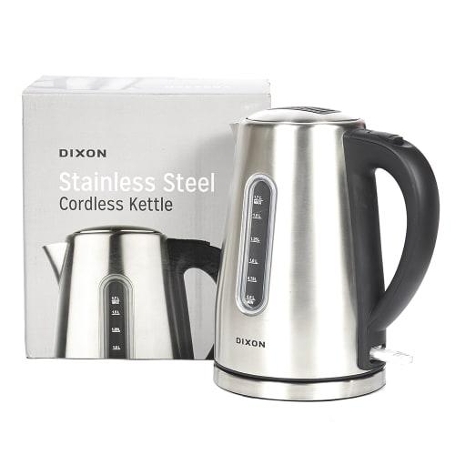 DIXON Stainless Steel Cordless Kettle