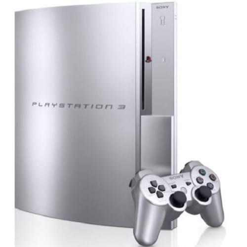 SONY SILVER PLAYSTATION 3 SLIM (320GB)