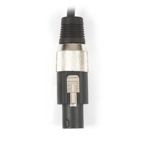 DIXON 10m 6.35mm Jack to Speakon Cable