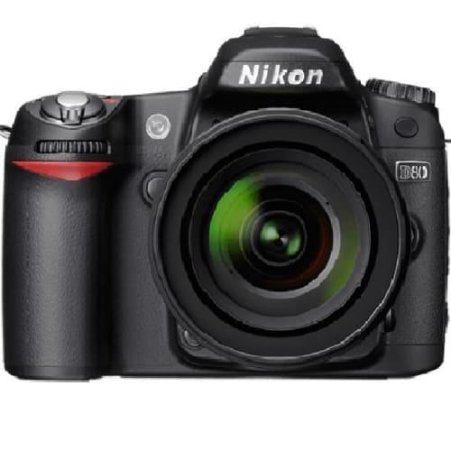 Nikon DSL CAMERA (D80)