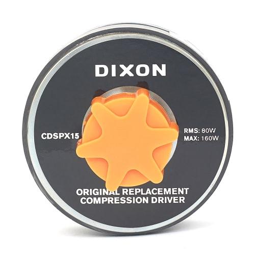 DIXON Original Compression Driver
