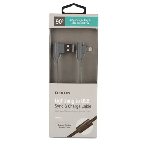 DIXON Lightning to USB Cable
