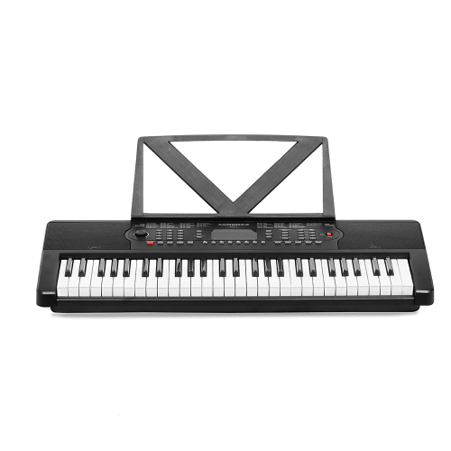 SANCHEZ 54-Key Digital Keyboard with 160 Voices and LED Display