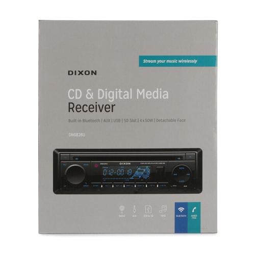 DIXON CD and Digital Receiver
