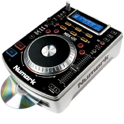 NUMARK DIGITAL TABLETOP DJ TURNTABLE (NDX400)