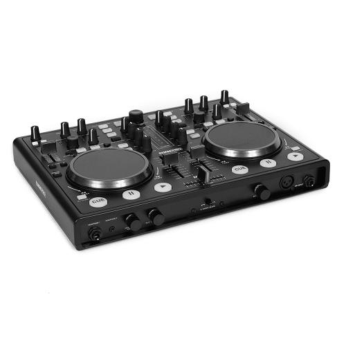 DXNPRO USB MIDI DJ Mixer & Controller