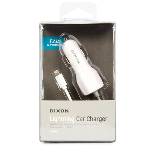 DIXON Universal Lightning Car Charger