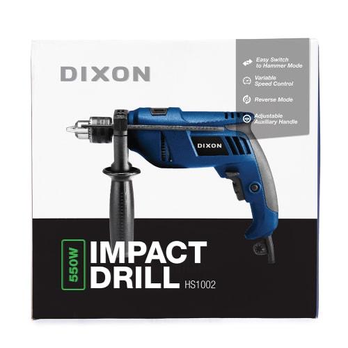 DIXON Impact Drill 550W