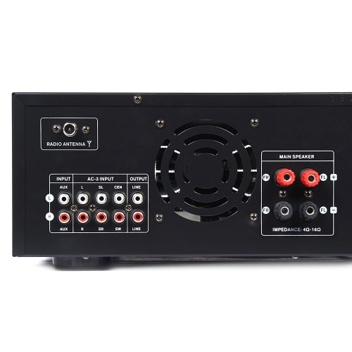 DIXON Integrated Stereo Amplifier