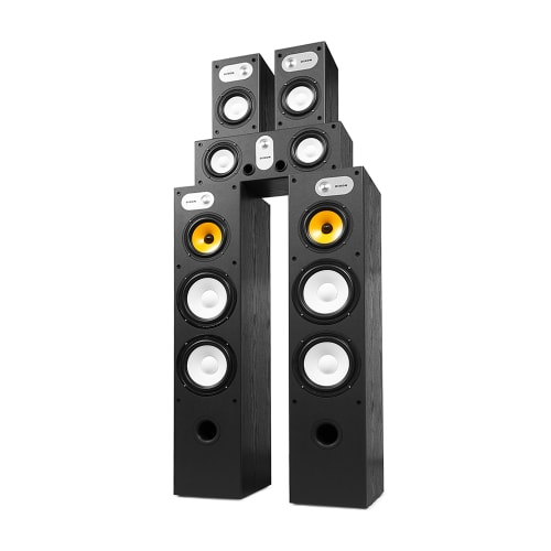 DIXON 920W 5-piece Home Theatre Speaker System