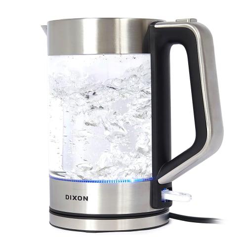 DIXON Illuminating Glass Cordless Kettle