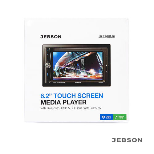 JEBSON Touch Screen Media Player