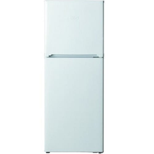 KIC 215L DOUBLE DOOR FRIDGE (KTF 523/1 WH)