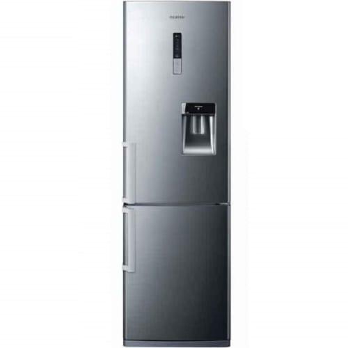 SAMSUNG SILVER 308L DOUBLE DOOR FRIDGE (RL48RWCIH)