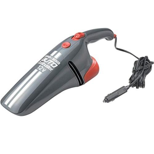 BLACK_&_DECKER 12V VACUUM CLEANER (AV1205)