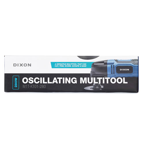 DIXON Oscillating Multitool