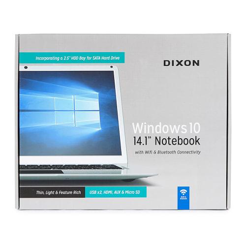 DIXON Windows 10 Notebook