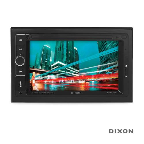 "DIXON 6.2"" Digital Receiver – Touchscreen"