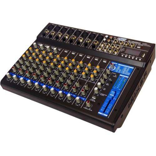 HYBRID 4CH DJ LINE MIXER (ML860PDUX)