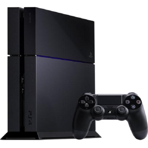 SONY BLACK PLAYSTATION 4 (500GB)