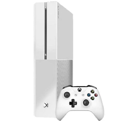MICROSOFT WHITE XBOX ONE (1TB)
