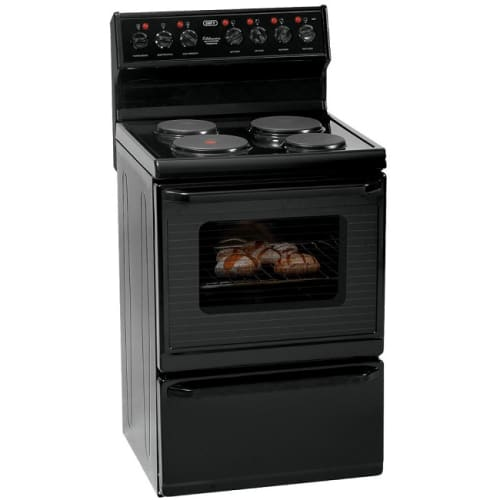 Defy 119CM 4 PLATE ELECTRIC STOVE (631T)