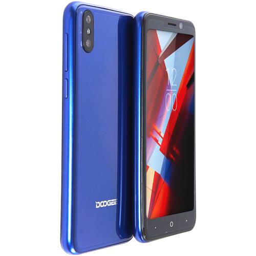 DOOGEE X50 Smartphone - Blue -  5