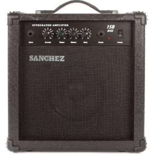 SANCHEZ 15W  GUITAR AMPLIFIER (15B)
