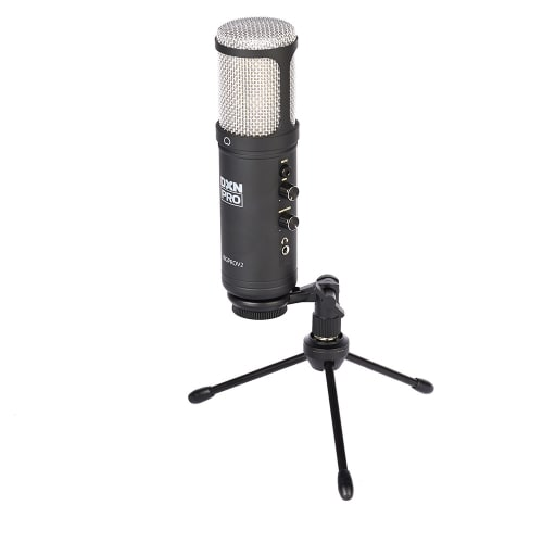 DXNPRO USB Condenser Microphone