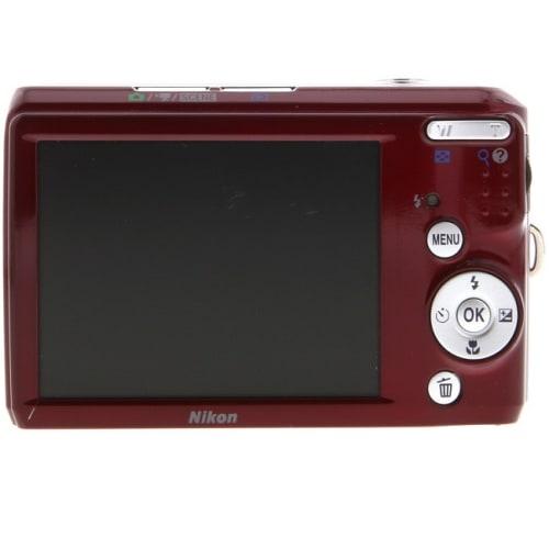 Nikon DIGITAL CAMERA (COOLPIX L20)