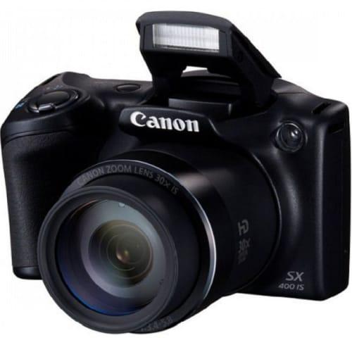 CANON BLACK POWERSHOT (SX400 IS)