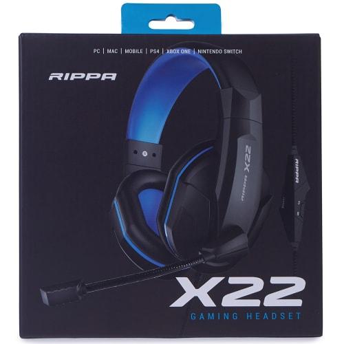 RIPPA Multi-Platform Gaming Headset with mircophone