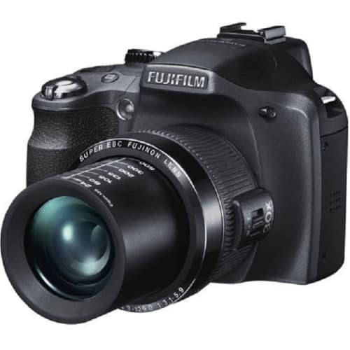 Fujifilm BLACK DIGITAL CAMERA (FINEPIX SL300)