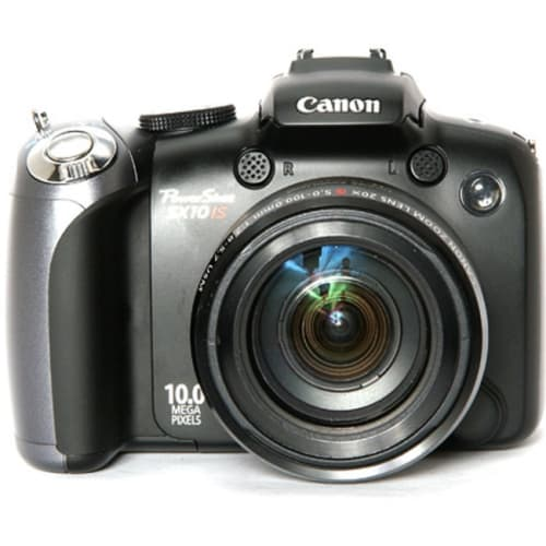 CANON POWERSHOT (SX10 IS)