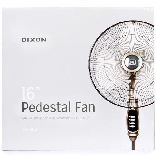 DIXON Pedestal Fan