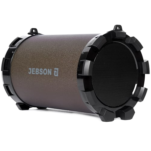 JEBSON Rechargeable Bass Bomb Portable Bluetooth Wireless Speaker