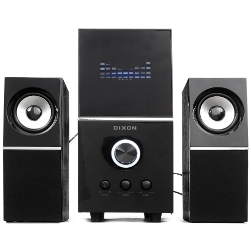 DIXON 35W RMS 2.1 Multimedia Bluetooth Speaker System