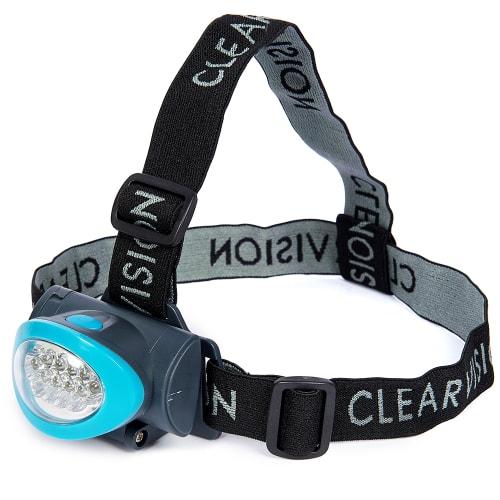Clear Vision 10 LED Headlight