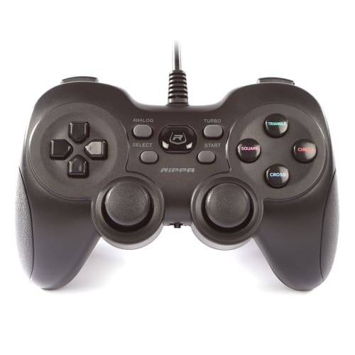RIPPA PlayStation 2 Compatible Wired Controller