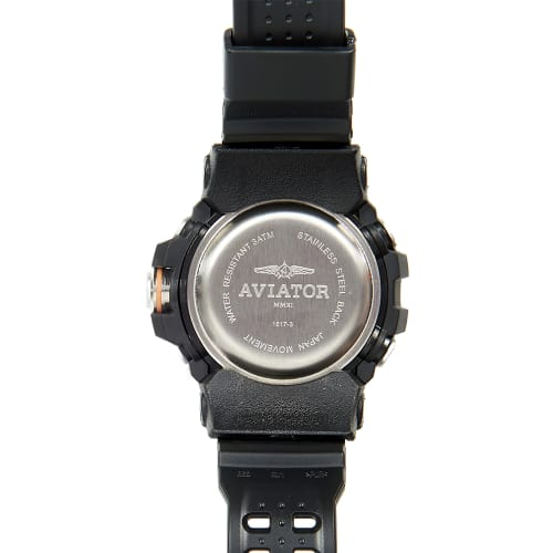 Aviator Digital Sports Watch