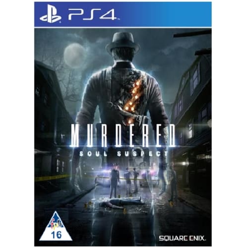 SONY MURDERED: SOUL SUSPECT (PS4)