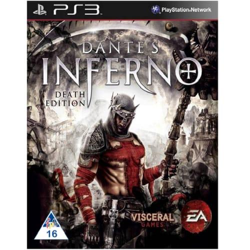 SONY DANTES INFERNO (PS3)