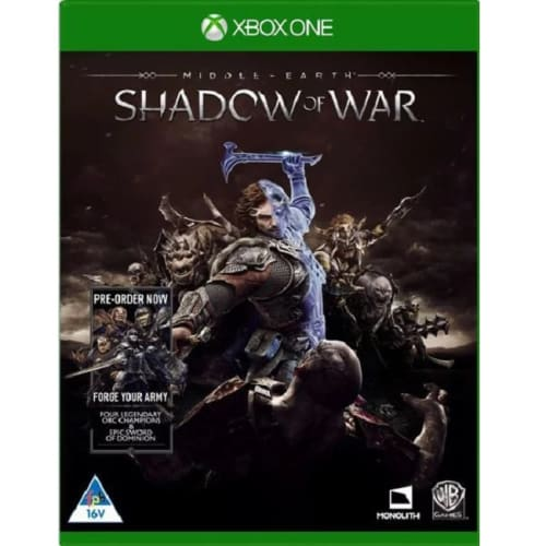 MICROSOFT MIDDLE-EARTH: SHADOW OF WAR (XBOX ONE)